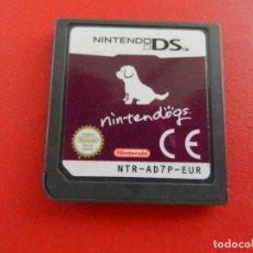 Videojuegos y Consolas: NINTENDO DS - NINTENDÖGS - AD7P- EUR - CARTUCHO.. Lote 277528158