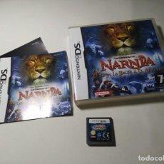 Videojuegos y Consolas: CRONICAS DE NARNIA ( NINTENDO DS - 3DS - PAL - ESP)(S). Lote 277686938