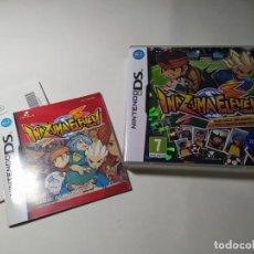 Videojuegos y Consolas: INAZUMA ELEVEN ( SOLO CAJA E INSTRUCCIONES NO EL JUEGO!!) ( NINTENDO DS - 3DS - PAL - ESP). Lote 277687593