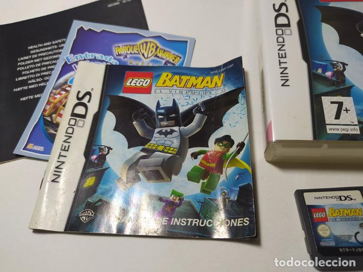 Videojuegos y Consolas: Lego Batman el Videojuego ( Nintendo DS - 3DS - Pal - Esp) (1) - Foto 2 - 277711883