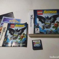Videojuegos y Consolas: LEGO BATMAN EL VIDEOJUEGO ( NINTENDO DS - 3DS - PAL - ESP) (1). Lote 277711883