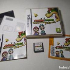 Videojuegos y Consolas: MARIO & LUIGI - VIAJE AL CENTRO DE BOWSER ( NINTENDO DS - 3DS - PAL - ESP) (1). Lote 277712053