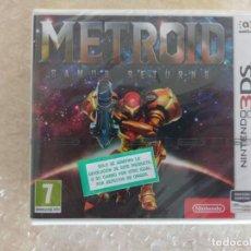 Videojuegos y Consolas: METROID SAMUS RETURNS (PRECINTADO) - NINTENDO 3DS. Lote 277722108