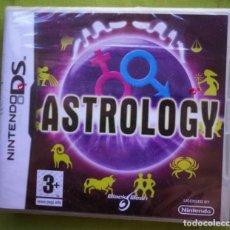 Videojuegos y Consolas: ASTROLOGY NINTENDO DS . NUEVO Y PRECINTADO. Lote 277758963
