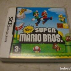 Videojuegos y Consolas: NEW SUPER MARIO BROS JUEDO DE NINTENDO DS. Lote 278286083