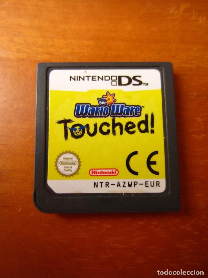 WARIOWARE TOUCHED (NINTENDO DS) (Juguetes - Videojuegos y Consolas - Nintendo - DS)