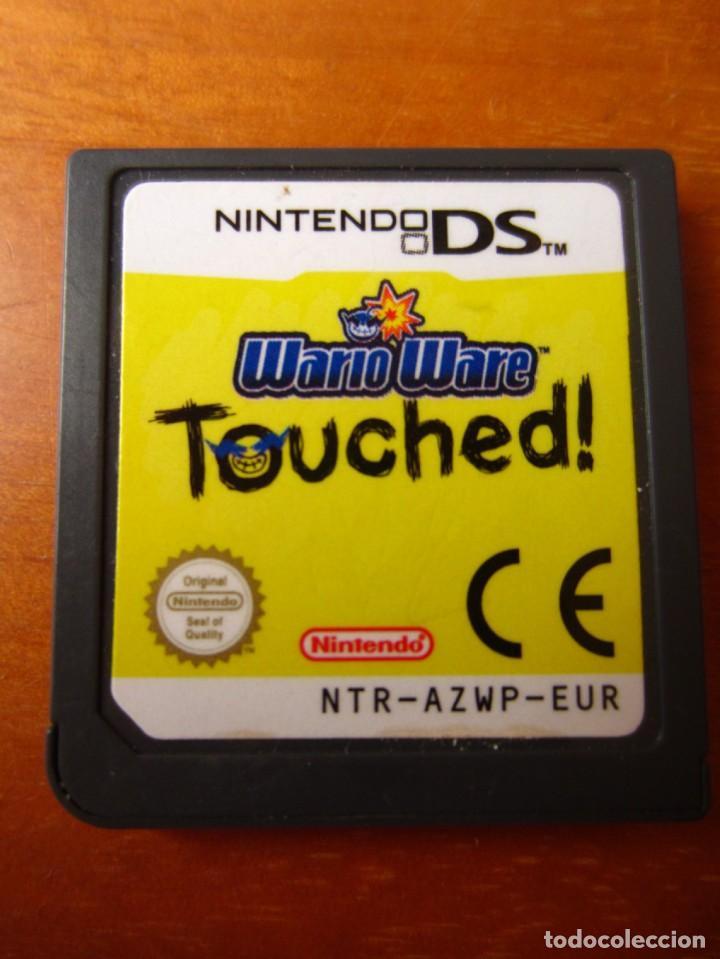 Videojuegos y Consolas: WarioWare Touched (Nintendo DS) - Foto 3 - 278302688