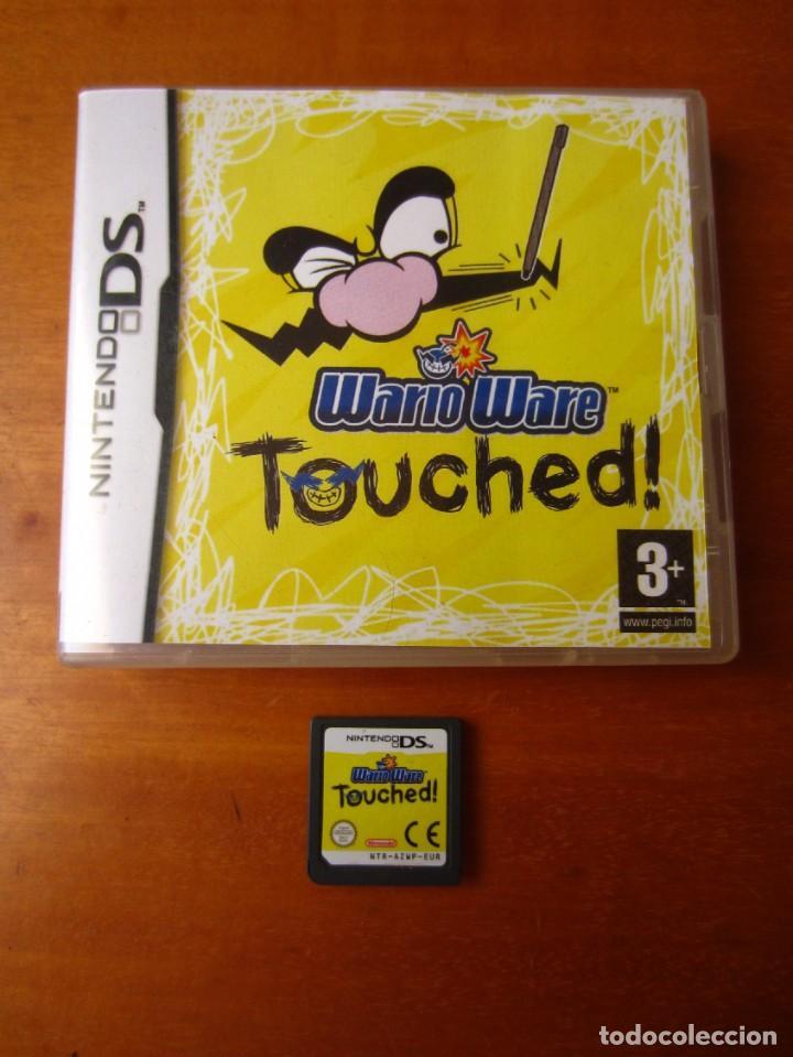 Videojuegos y Consolas: WarioWare Touched (Nintendo DS) - Foto 5 - 278302688