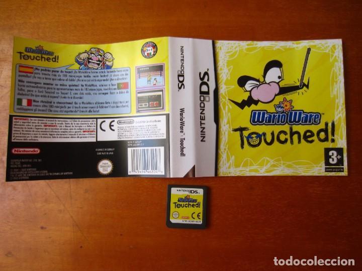 Videojuegos y Consolas: WarioWare Touched (Nintendo DS) - Foto 6 - 278302688