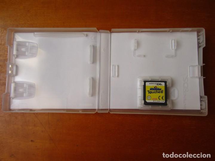 Videojuegos y Consolas: WarioWare Touched (Nintendo DS) - Foto 8 - 278302688