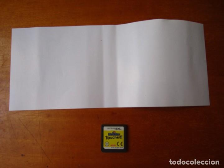 Videojuegos y Consolas: WarioWare Touched (Nintendo DS) - Foto 9 - 278302688