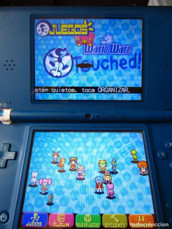 Videojuegos y Consolas: WarioWare Touched (Nintendo DS) - Foto 10 - 278302688