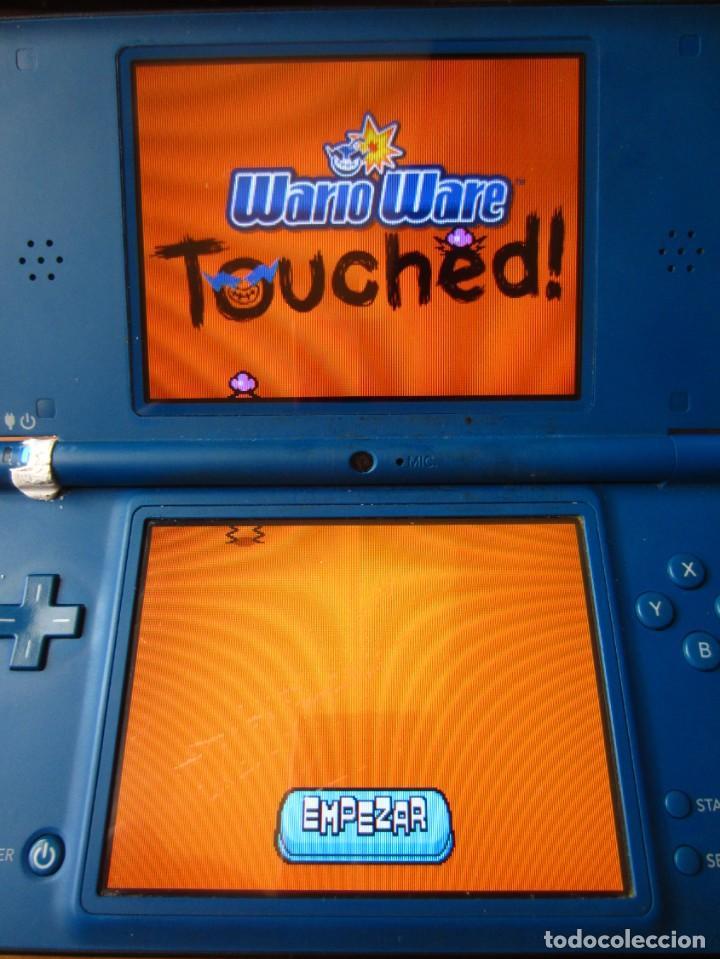 Videojuegos y Consolas: WarioWare Touched (Nintendo DS) - Foto 12 - 278302688