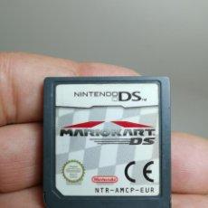 Videojuegos y Consolas: MARIO KART DS NINTENDO DS CARTUCHO. Lote 278402903