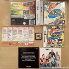 Videojuegos y Consolas: POKEMON RANGER PAL ESPAÑA - COMPLETO - PUNTOS SIN RASCAR - NINTENDO DS NDS 3DS. Lote 278523623