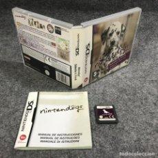 Videojuegos y Consolas: NINTENDOGS DALMATIAN AND FRIENDS NINTENDO DS. Lote 279337473