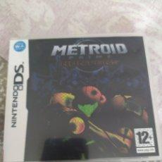 Videojuegos y Consolas: METROID PRIME HUNTERS DS. Lote 279358683
