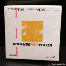 Videojuegos y Consolas: NINTENDO MP3 PLAYER DS GAMEBOY MICRO NUEVO PRECINTADO. Lote 279587233