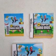 Videojuegos y Consolas: NEW SÚPER MARIO BROS, NINTENDO DS. Lote 284809248