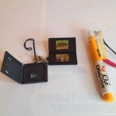 Videojuegos y Consolas: 1 LOTE COLECCIONABLE NINTENDO DS -LAPIZ TACTIL + FIGURAS DS. Lote 286507638