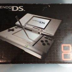 Videojuegos y Consolas: NINTENDO DS 1ERA EDICION CON CAJA FUNCIONA. TODO COMPLETO. Lote 286703233