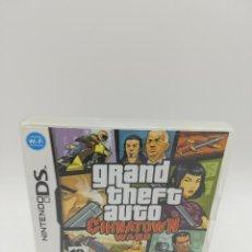 Videojogos e Consolas: GRAND THEFT AUTO CHINATOWN WARS NDS. Lote 287578023