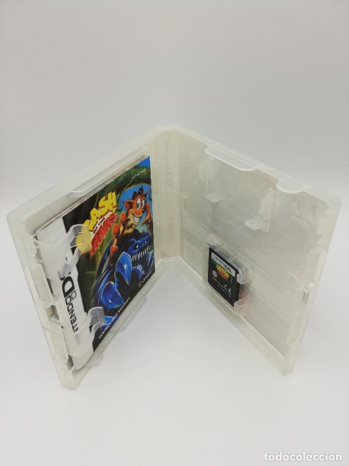 Videojuegos y Consolas: CRASH OF THE TITANS NDS - Foto 3 - 287578433