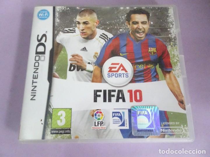 FIFA 10 NINTENDO DS (Juguetes - Videojuegos y Consolas - Nintendo - DS)