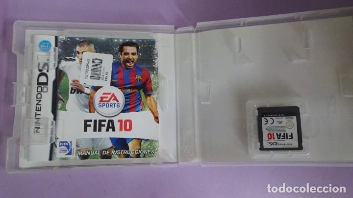Videojuegos y Consolas: FIFA 10 NINTENDO DS - Foto 2 - 287662833
