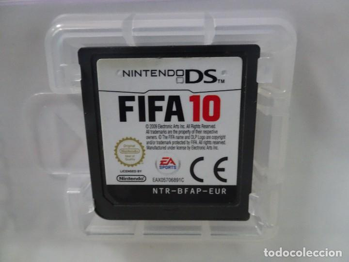 Videojuegos y Consolas: FIFA 10 NINTENDO DS - Foto 3 - 287662833
