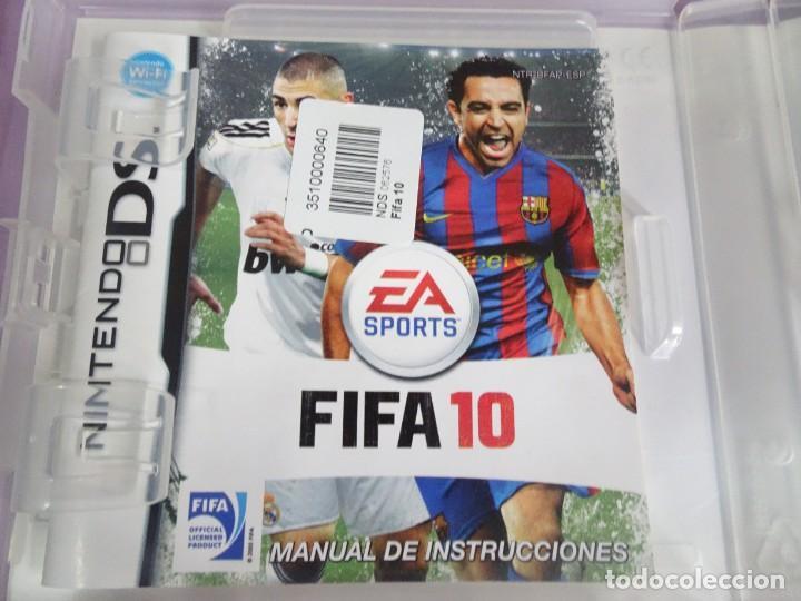Videojuegos y Consolas: FIFA 10 NINTENDO DS - Foto 4 - 287662833