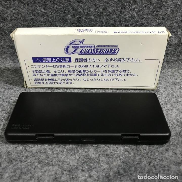 Videojuegos y Consolas: SD GUNDAM G GENERATION CROSS CARD CASE NINTENDO DS - Foto 2 - 287805008