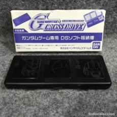 Videojuegos y Consolas: SD GUNDAM G GENERATION CROSS CARD CASE NINTENDO DS. Lote 287805008