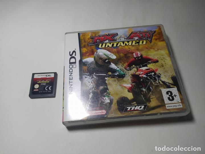 MX VS. ATV UNTAMED ( NINTENDO DS - PAL - ESP) (Juguetes - Videojuegos y Consolas - Nintendo - DS)