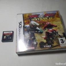 Videojuegos y Consolas: MX VS. ATV UNTAMED ( NINTENDO DS - PAL - ESP). Lote 287876278