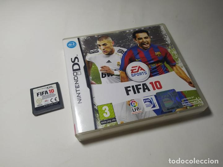 FIFA 10 ( NINTENDO DS - PAL - ESP) (Juguetes - Videojuegos y Consolas - Nintendo - DS)