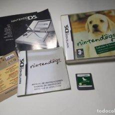 Videojuegos y Consolas: NINTENDOGS LABRADOR ( NINTENDO DS - PAL - ESP). Lote 287876958