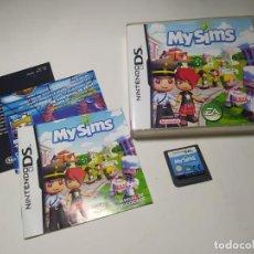 Videojuegos y Consolas: MY SIMS ( NINTENDO DS - PAL - ESP)(1). Lote 287877043