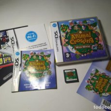 Videojuegos y Consolas: ANIMAL CROSSING : WILD WORLD ( NINTENDO DS - PAL - ESP)(1). Lote 287877138
