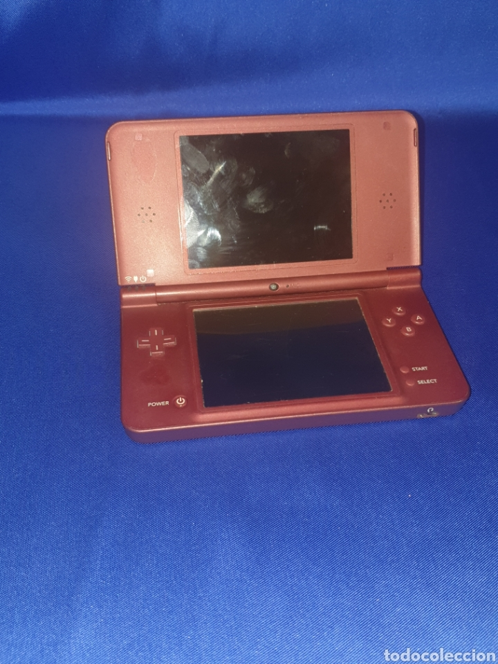 CONSOLA NINTENDO DS XL FUNCIONA CON CARGADOR YJUEGO M3 DS REAL (Juguetes - Videojuegos y Consolas - Nintendo - DS)