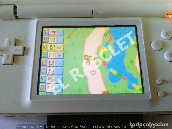 Videojuegos y Consolas: CONSOLA NINTENDO DS LITE - COLOR BLANCO - MODELO USG 001 - AÑO 2006 - FUNCIONA - SOLO PARA PIEZAS - Foto 2 - 288052748