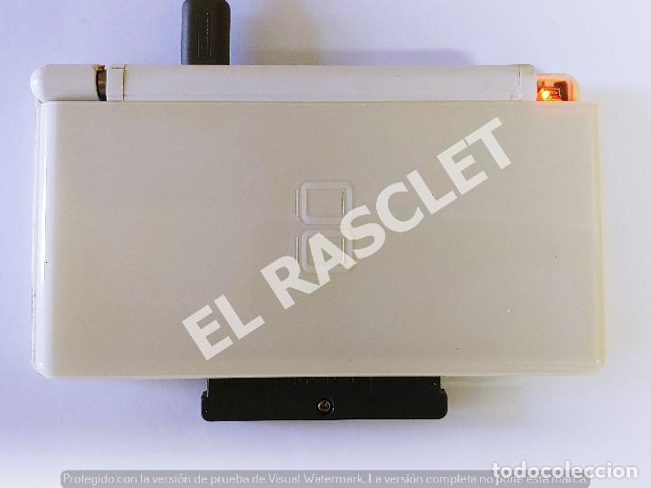 Videojuegos y Consolas: CONSOLA NINTENDO DS LITE - COLOR BLANCO - MODELO USG 001 - AÑO 2006 - FUNCIONA - SOLO PARA PIEZAS - Foto 5 - 288052748