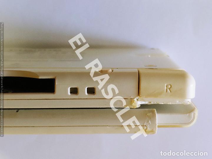 Videojuegos y Consolas: CONSOLA NINTENDO DS LITE - COLOR BLANCO - MODELO USG 001 - AÑO 2006 - FUNCIONA - SOLO PARA PIEZAS - Foto 23 - 288052748