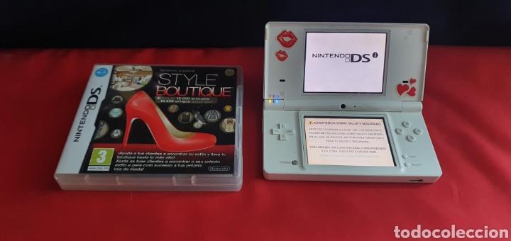 CONSOLA + JUEGO NINTENDO FS FUNCIONA (Juguetes - Videojuegos y Consolas - Nintendo - DS)