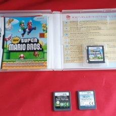 Videojogos e Consolas: LOTE DE JUEGOS NINTENDO DS. Lote 288064138
