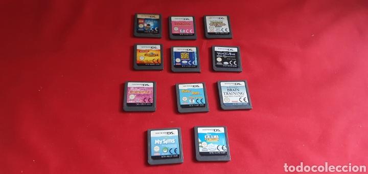 LOTE DE JUEGOS NINTENDO DS (Juguetes - Videojuegos y Consolas - Nintendo - DS)