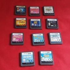 Videojogos e Consolas: LOTE DE JUEGOS NINTENDO DS. Lote 288072958