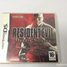 Videojuegos y Consolas: RESIDENT EVIL DEADLY SILENCE. Lote 288081193