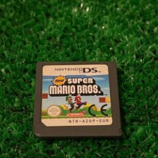 Videojuegos y Consolas: NEW SÚPER MARIO BROS NINTENDO DS PAL ESPAÑA. Lote 288106738