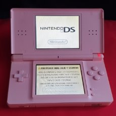 Videojuegos y Consolas: CONSOLA NINTENDO DS +JUEGO. Lote 288510283